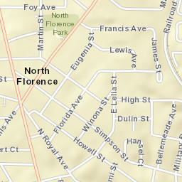Florence Al Zip Code Map.Usps Com Location Details