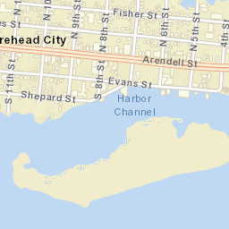 Carteret County Nc Map.Fema Flood Map Update Morehead City Planning Areas