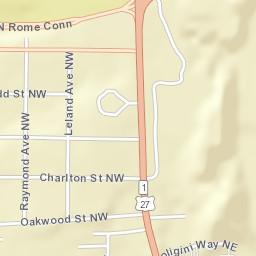Rome Ga Zip Code Map.Usps Com Location Details