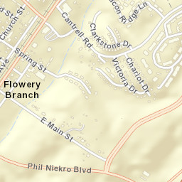 Flowery Branch Ga Zip Code Map.Usps Com Location Details