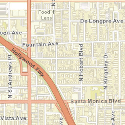 Hollywood Ca Zip Code Map.Usps Com Location Details