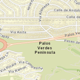 Palos Verdes Zip Code Map.Usps Com Location Details