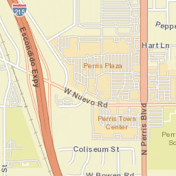 Perris Zip Code Map.Usps Com Location Details