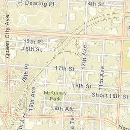 Tuscaloosa Al Zip Code Map.Usps Com Location Details