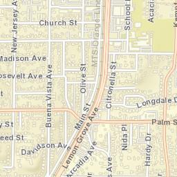 Lemon Grove Zip Code Map.Usps Com Location Details