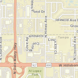 33610 Zip Code Map.Usps Com Location Details