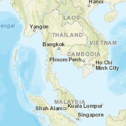 Pattani Thailand Map.Thailand Joshua Project