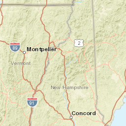 Central Maine Power   Outage Map