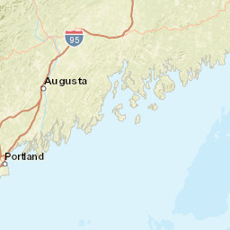 Central Maine Power - Outage Map