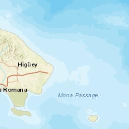 PF Map: Puerto Rico & U.S. Virgin Islands