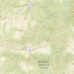 Malheur National Forest Recreation