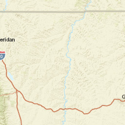 GIS and Interactive Mapping Sheridan County Wyoming