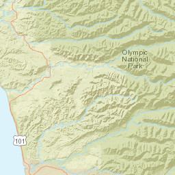 Olympic National Forest - Maps & Publications