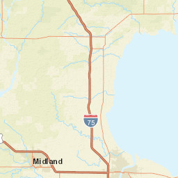 Detailed Interactive Maps — Midland Area Transportation Study