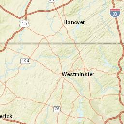 Gaithersburg HELP| Service Area Map - Gaithersburg HELP
