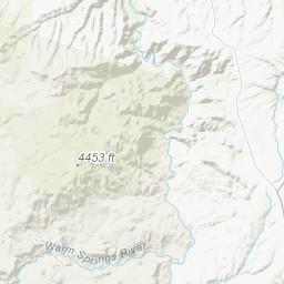 NRP: Deschutes River, OR: Warm Springs to Trout Creek