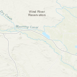 Fremont County Wyoming Map Server.Fremont County Wyoming Wyohistory Org