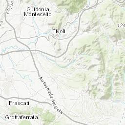 Cartina Dettagliata Fascia Verde Roma.Fascia Verde E Anello Ferroviario