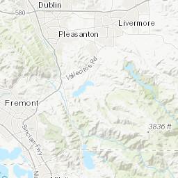 Zip Code Map Santa Clara County.Santa Clara Valley Water