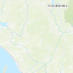Refuge Map - St. Vincent - U.S. Fish and Wildlife Service