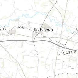 Walking Map - Doncaster Council