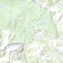 Elko bc map