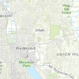 King County Topographic Map.Geologic Map Of The Issaquah 7 5 Quadrangle King County Washington