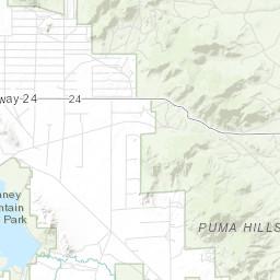 Teller County Parcel Map
