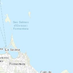 Mapa Geológico de Ibiza y Formentera escala 1:100.000, Geological ...