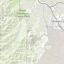 2C Paving List | Colorado Springs