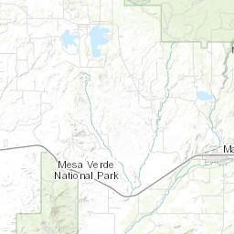 Surficial Geologic Map of Mesa Verde National Park, Montezuma County ...