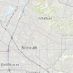 Map Search - Los Angeles County essor Portal on