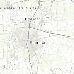 Collin County Interactive Maps