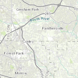 The Beltline Atlanta Map.Arcgis Atlanta Beltline Areas