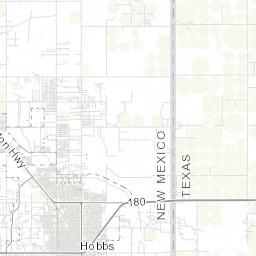 Hobbs GIS 20 Fire Map