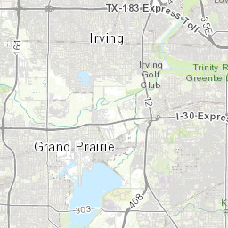 Code District Map | City of Grand Prairie