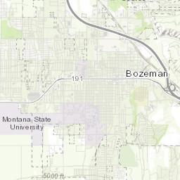 Street Reports   City Of Bozeman
