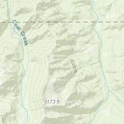 Umpqua National Forest Boulder Creek Wilderness