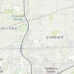Glen Ellen Illinois Map.Map Of Facilities And Parks Wheaton Park District