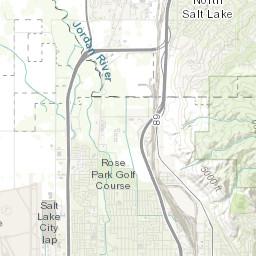 Salt Lake City Maps Zoning