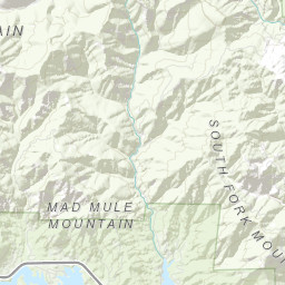 Maps The Effect Of The Carr Fire