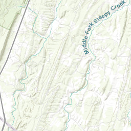 WV DNR Recreation Tool Woodrum S Lake Wv Map Of on