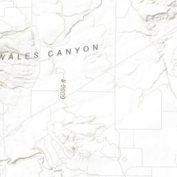Beulah Hill Fire Re Entry Map Pueblo County Colorado