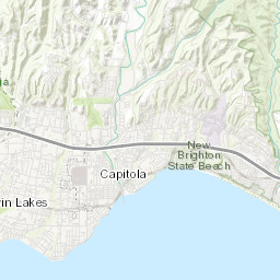 santa cruz zoning map Zoning And Land Use Information City Of Santa Cruz santa cruz zoning map