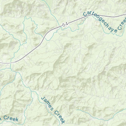 Appalachian Trail Topographic Map Shelter LocationsCopy ArcGIS Hub - Appalachian trail topo map