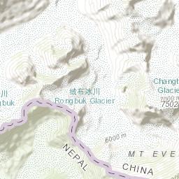 Mount Everest - Peakbagger com