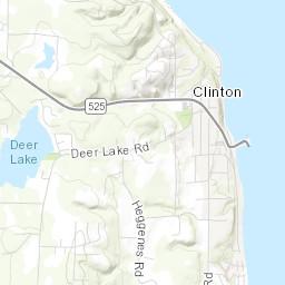 Deer Lake Water Access Site Washington Department Of Fish Wildlife