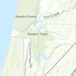 Bandon Dunes Oregon Map.Refuge Map Bandon Marsh U S Fish And Wildlife Service