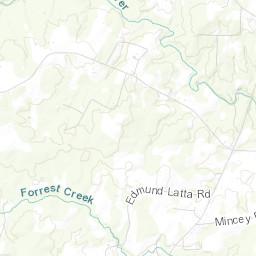 Hillsborough Zoning Map on