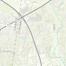 Town of Chapel Hill Interactive Map